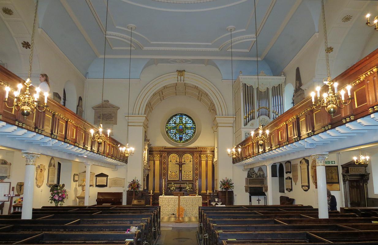 Twickenham Church Monuments Bob Speel S Website