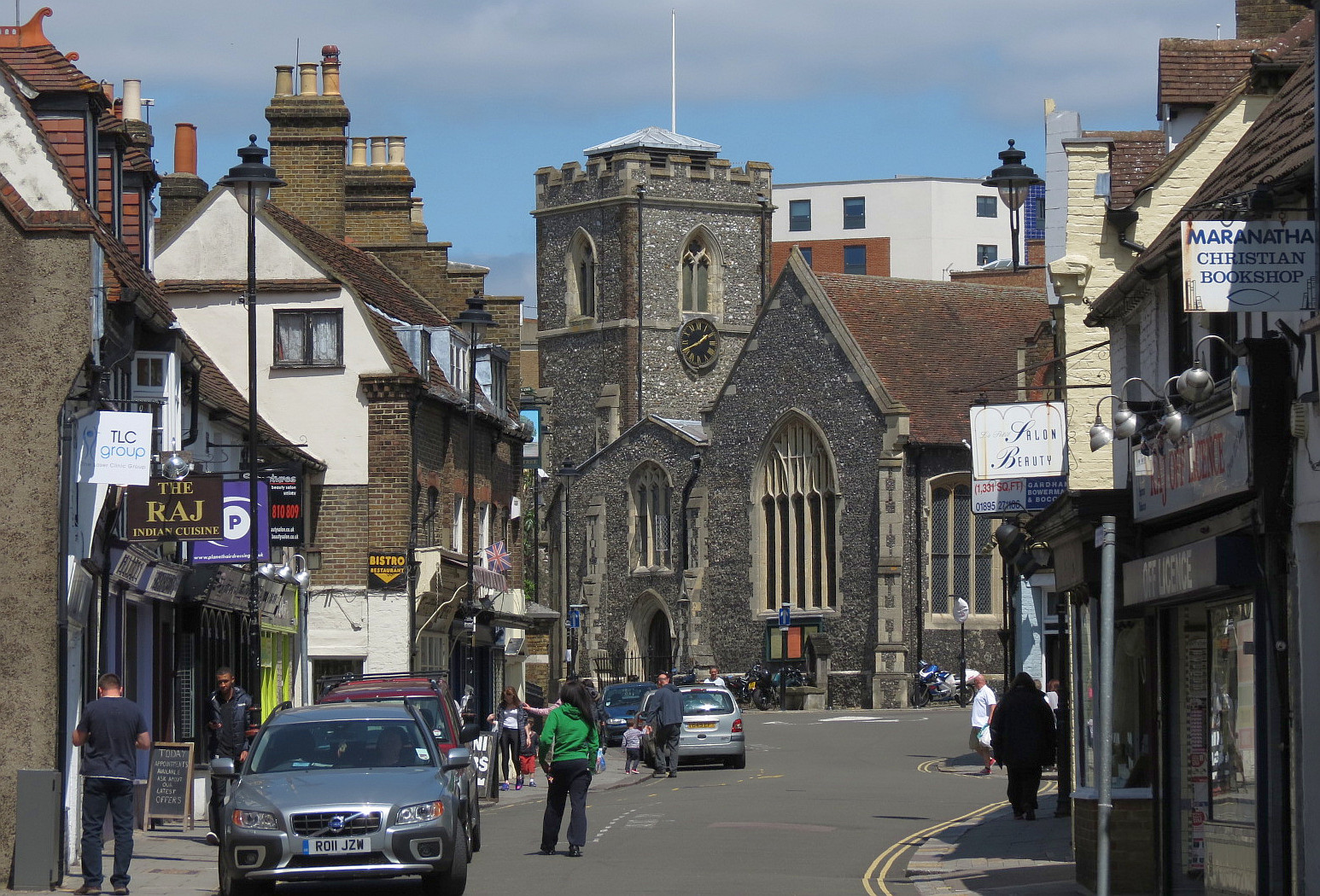 Uxbridge Parish Church St Margaret Bob Speel S Website