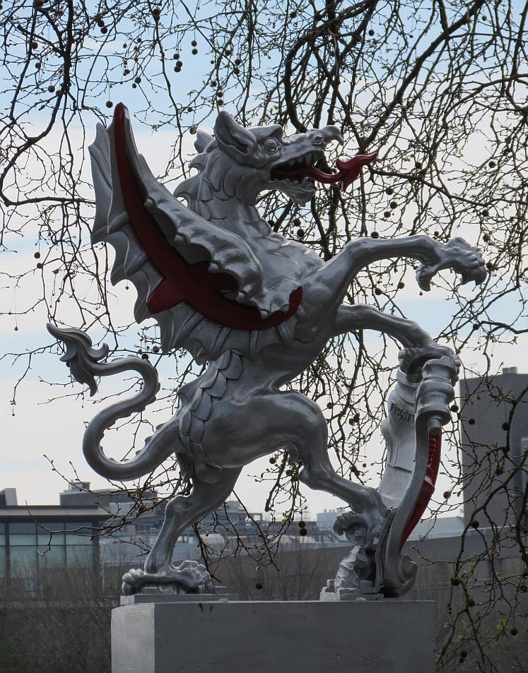 dragon sculpture bob speel s website