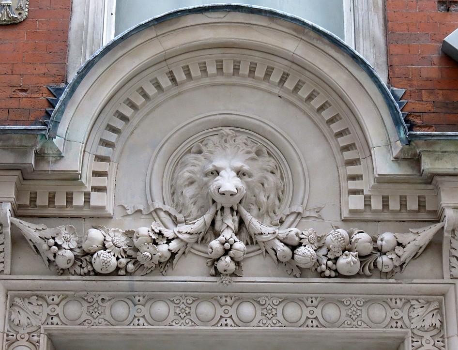 Architectural Lion Head Sculptures Bob Speel S Website