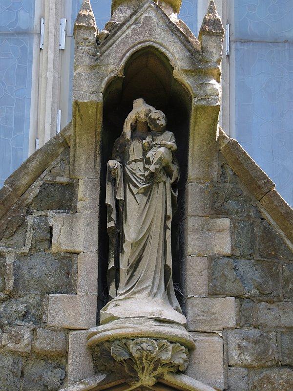 Statues in niches - Bob Speel's Website
