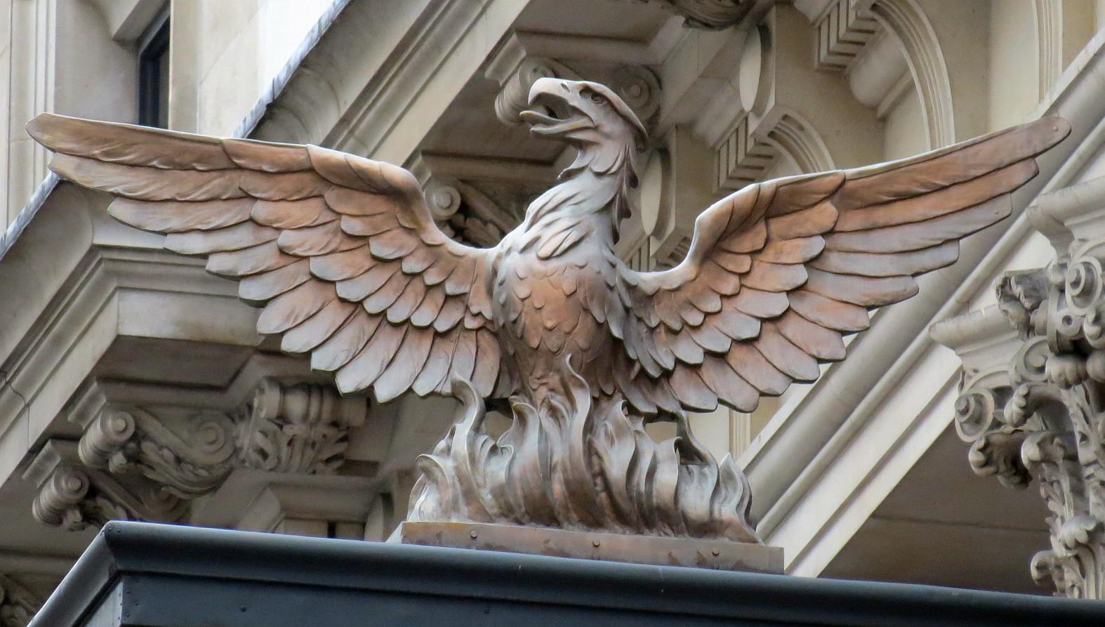 Phoenix Sculpture - Bob Speel's Website
