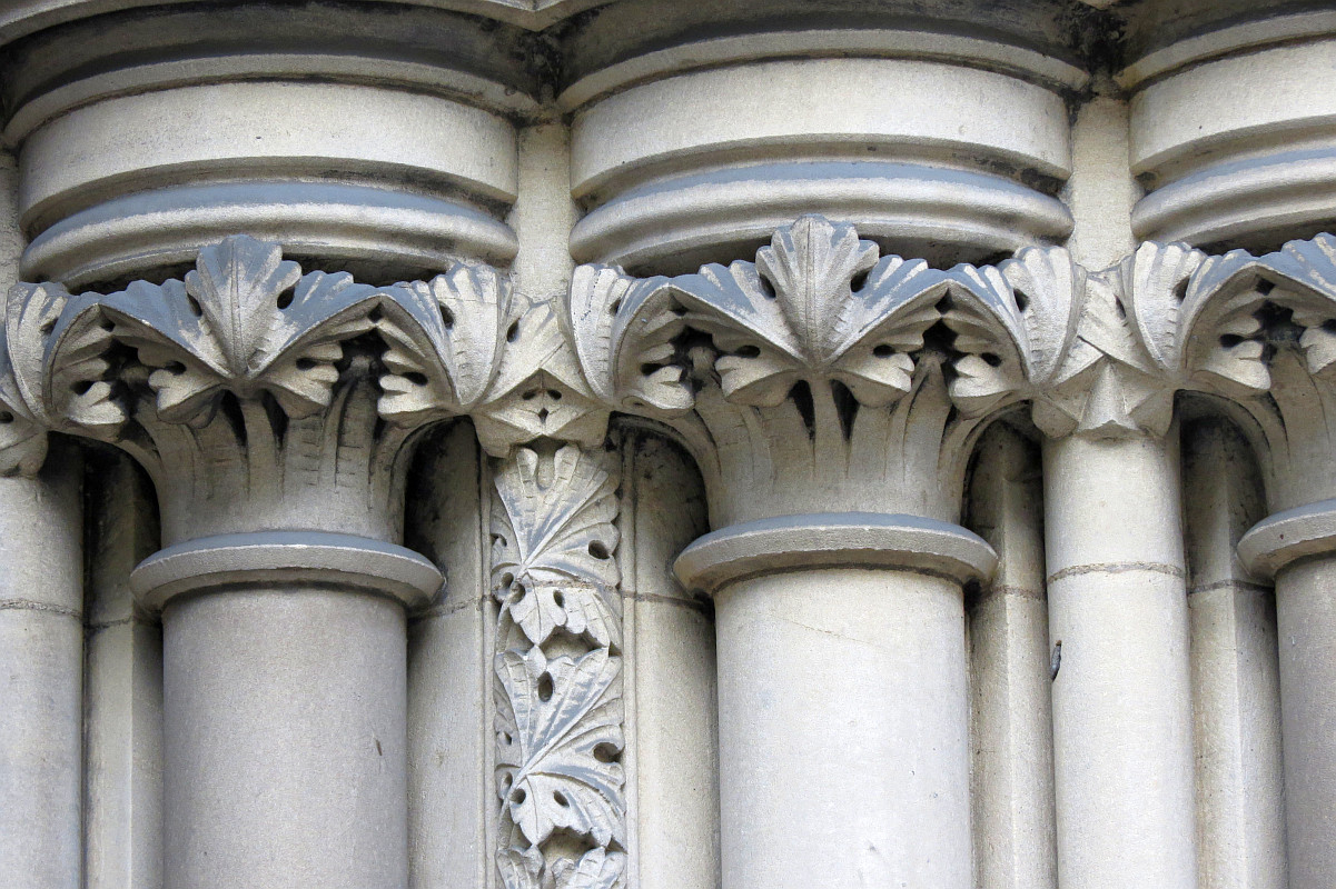 sculpted pillars bob speel s website