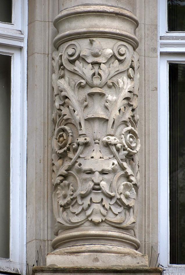 Sculpted Pillars Bob Speel S Website