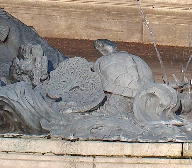 Turtle sculpture bob speel s website