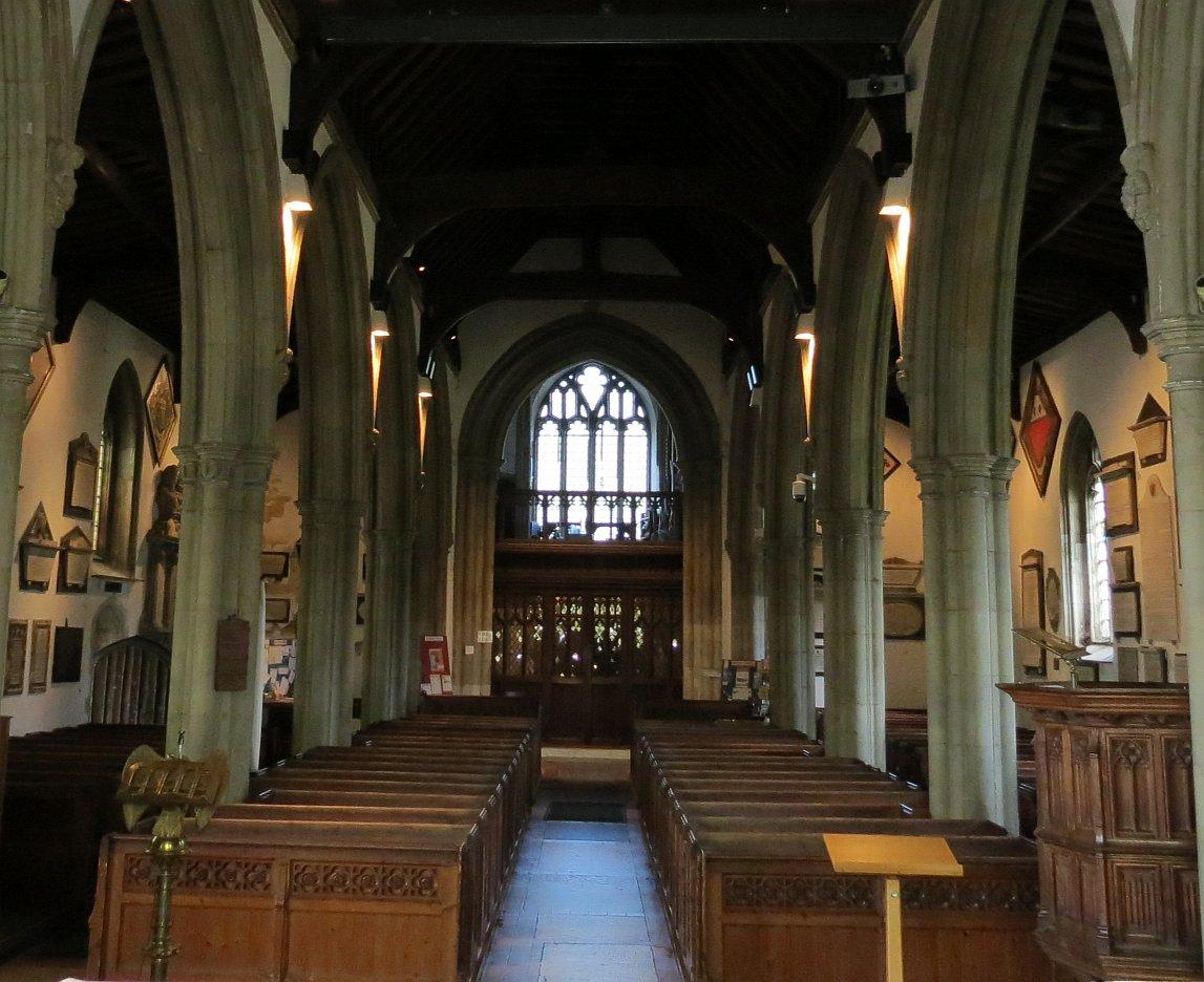 broxbourne church monuments st augustine hertfordshire. Black Bedroom Furniture Sets. Home Design Ideas