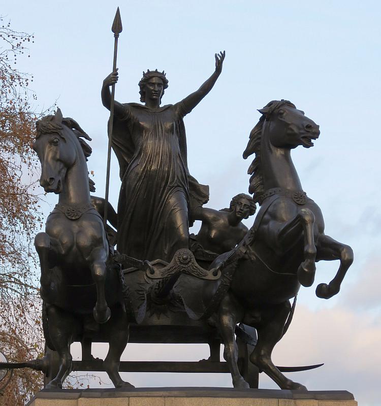 Adrian Barlows blog: On Boadicea, William Cowper and