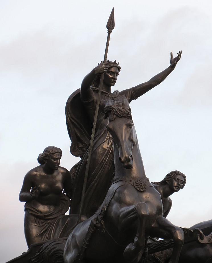 Legatus Wargames Armies : Thinking about Boadicea