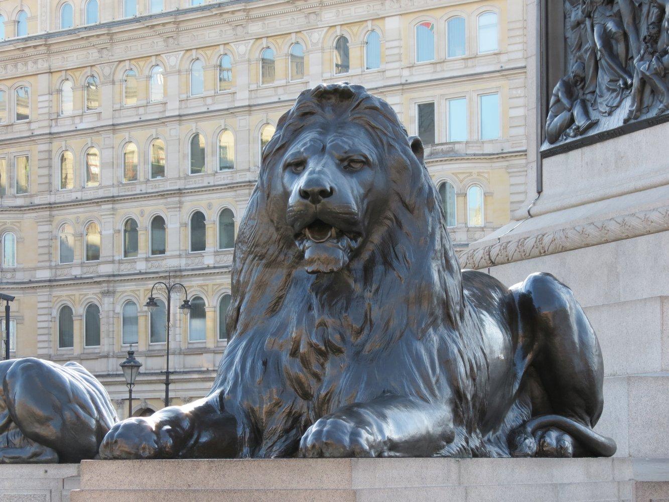 trafalgar square lions landseer s lions bob speel s website