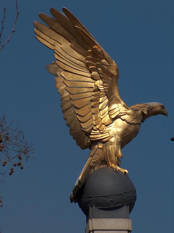 Eagle Sculpture - Bob Speel's Website