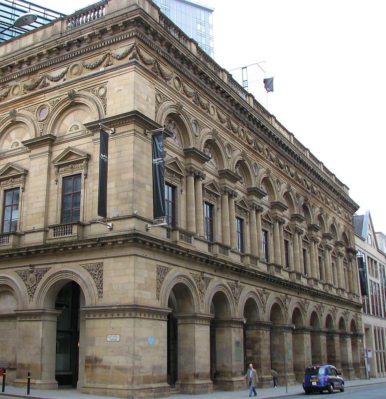 Free Trade Hall Manchester Bob Speel S Website