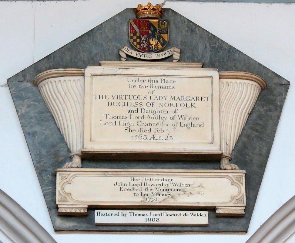 St John Maddermarket, Norwich - Monuments - Bob Speel\'s Website
