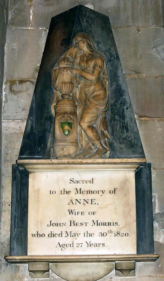 St Peter S Church Wolverhampton Monuments Bob Speel S