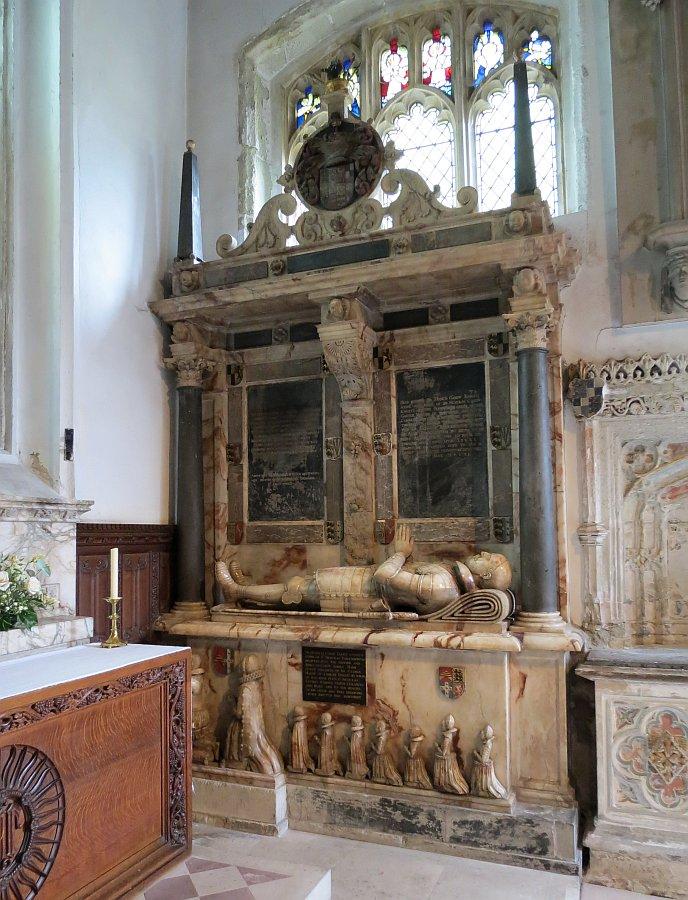 Beddington Church, St Mary, Surrey - Bob Speel's website